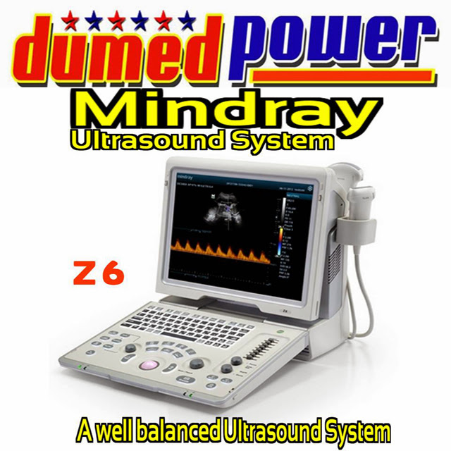 Mindray-Z6-A-Well-Balanced-Ultrasound-Made-in-China