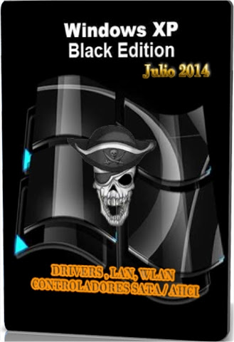 Win XP Pro SP3 Black Edition [Julio 2014] [Incluye Drivers] [MULTI] 2014-07-22_21h54_11