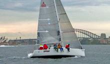 J/97 sailing Super 30s- Sydney, Australia