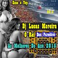 CD Seleção De Axé Pra Paredão Verão 2015 - Só As Tops Dj Lucas Moreira