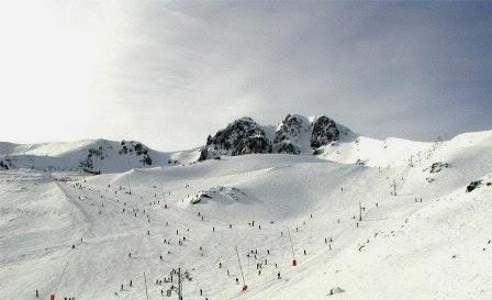 Férias de Carnaval na Neve