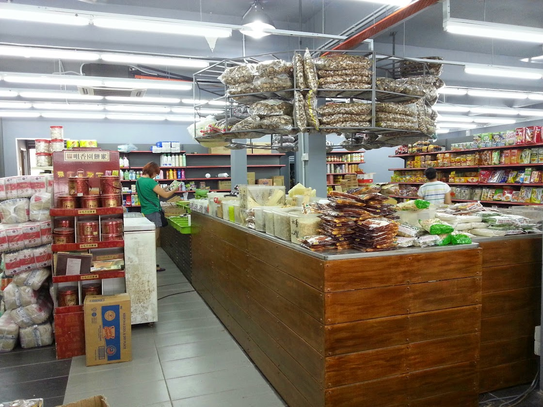 Mini Market design & build - Bukit Anggerik, Cheras, KL