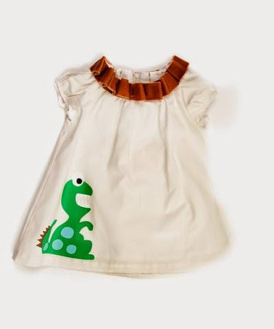 Dinosaur Dress £24.99