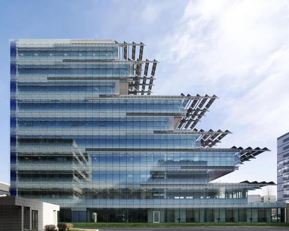 Vetro: innovazioni in architettura coffee break the italian way