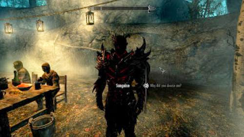Day Fourteen In Skyrim A Serious Drinking Problem