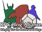 Proud member of the RPG Blog Alliance