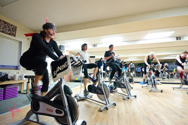 Indoor Cycling Association, Spinning, Spin Class, LTCC Connect, Tahoe Fit