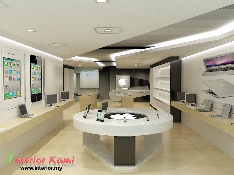 computer shop interior design - Interior Design Computer Software