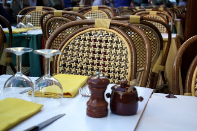 Relais de l'Entrecote restaurant in Paris France