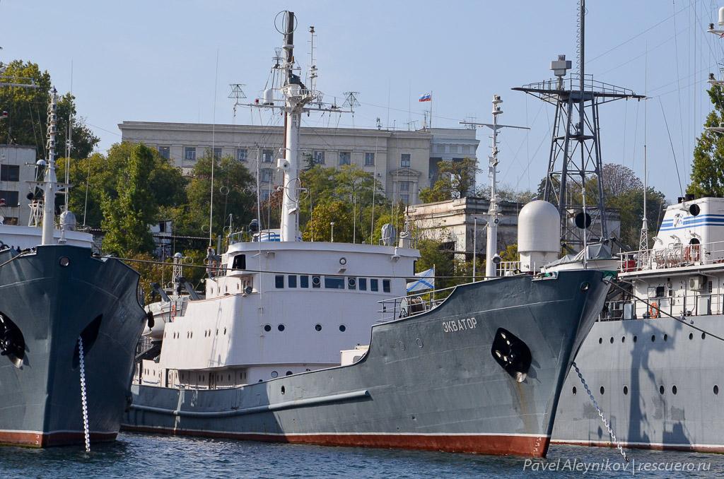 """Средний разведывательный корабль """"Экватор"""""""