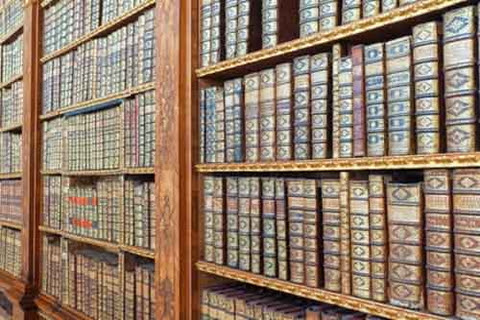 10 thư viện lớn nhất hành tinh