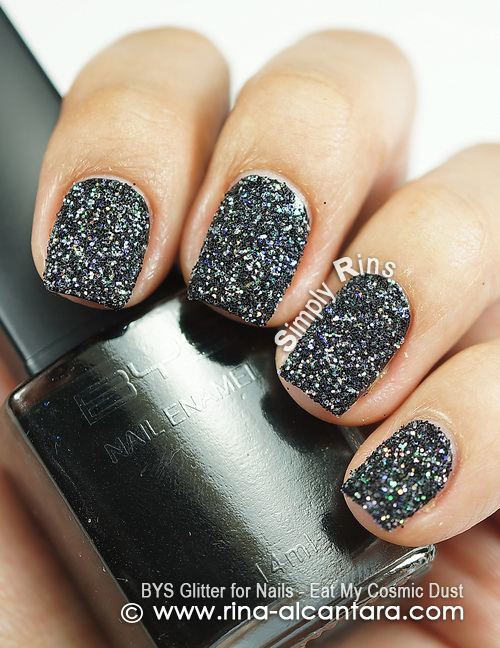 BYS Glitter for Nails - Eat My Cosmic Dust