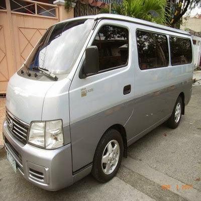 Nissan Urvan Van