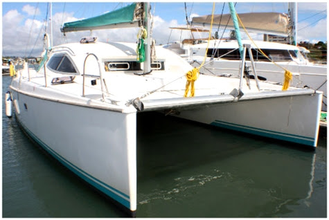 Dufour Nautitech 395 for sale