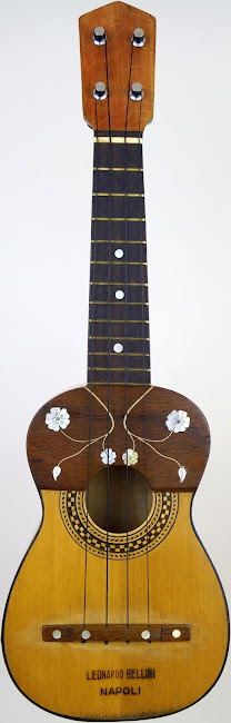 Leonardo Bellini Soprano ukulele