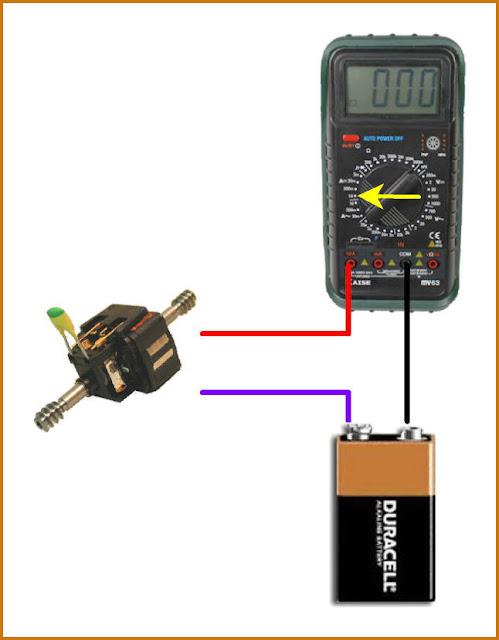 Reguladores System Joerger, dudas y tal... - Página 2 Amperimetro