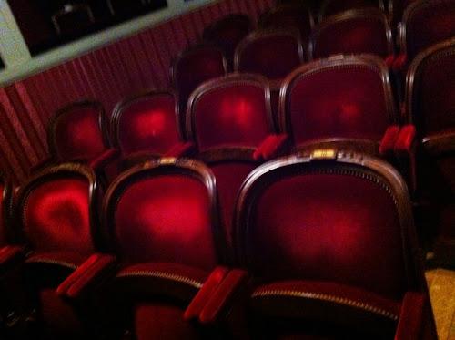Un siège à l'opéra de Lille