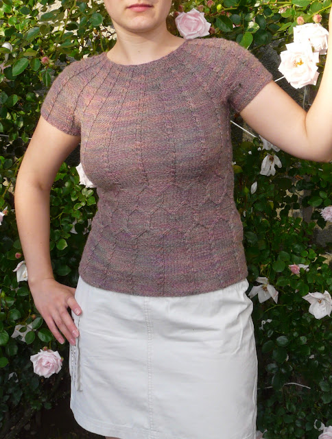 Provocare nr. 5 - Tricotat: Bluza racoroasa de vara - Pagina 5 P1260484