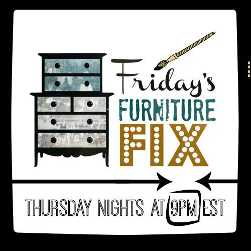 Friday's Furniture Fix #15
