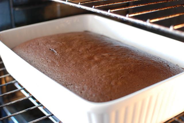 5 - Devils Food Cake