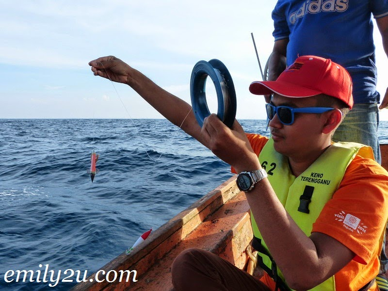 Terengganu International Squid Jigging Festival