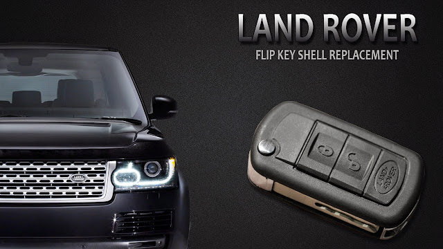 Youtube link to Land Rover Flip Key Repair