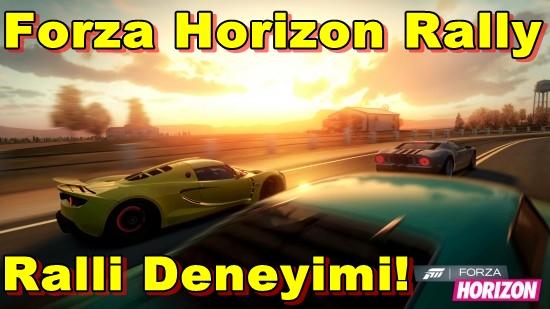 Forza Horizon Rally Ek Paketi 18 Aralık'ta