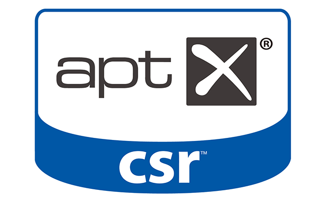 Logo codec APTX de bluetooth