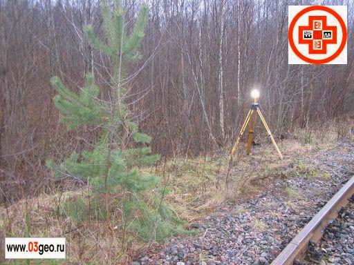 Фото геодезического сопровождения, стоимость геодезических услуг и что такое геодезическое обеспечение реконструкции смотрите на странице http://www.03geo.ru/trans_02