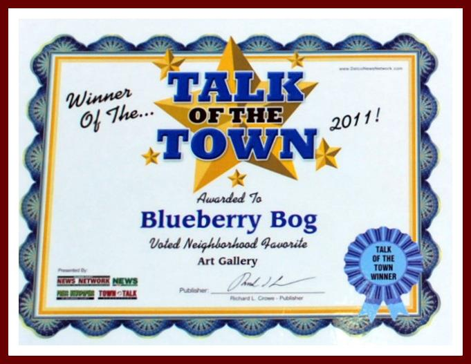 Talk of the Town 2011 :: Best Art Gallery