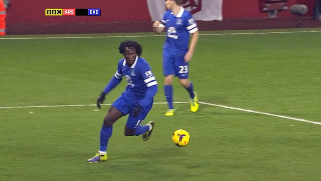 Lukaku, Arsenal - Everton