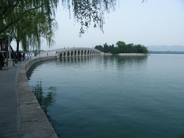 ¿Qué ver en Beijing? El Palacio de Verano