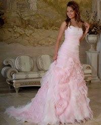 Модні весільні сукні 2012
