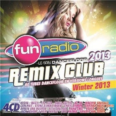 Download – CD Fun Radio Remix Club Winter 2013