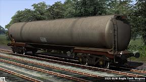 102t GLW Class A Bogie Tanks