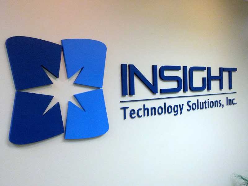 Dimensional Letters - Insight Technology Solutions, Inc.