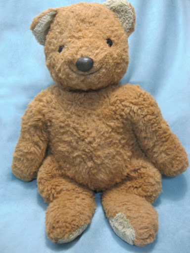 Ted after his repair