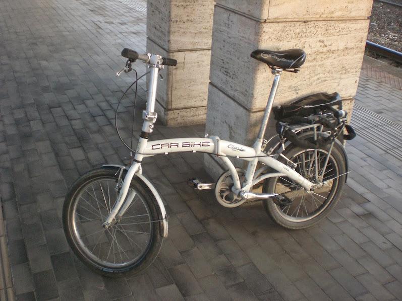 Bici Pieghevole Cinzia 20.Cicli Cinzia Car Bike 20