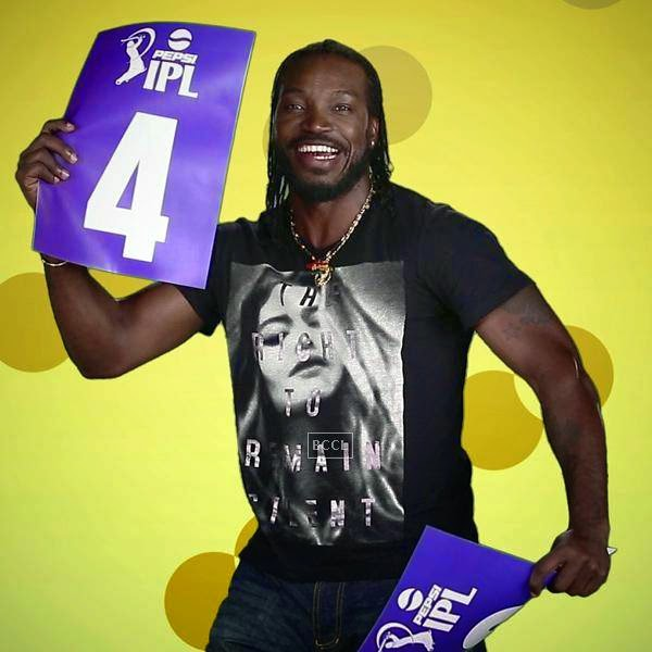 Chris Gayle entertained his legion through a funky music video and commercial aired during the Pepsi Indian Premier League (IPL) 5. The video featuring Gayle in his cool entertainer avatar had garnered close to 2 lakh views in just 48hours.