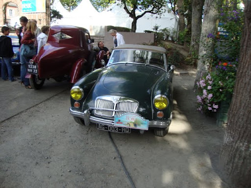 La Coupe Florio 2011 - Promenade & Exposition. DSC03309