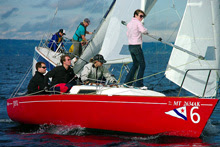 Jan's Marine Photography- Pacific NW's leading photographer of J's sailing
