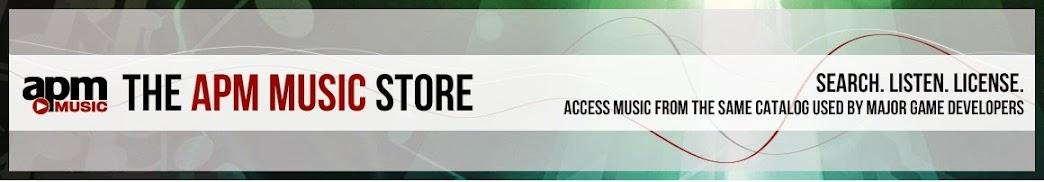 APM Music đã có mặt trên Unity Store Asset