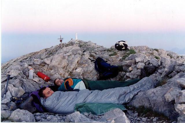 Vivac en el Espigüete- Montaña Palentina