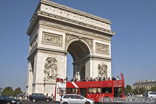 凱旋門(パリ)/イメージ