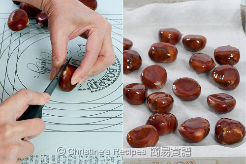 切栗子 Cutting Chestnuts