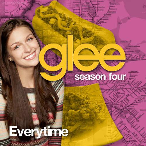Glee - Everytime 10022012