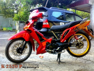 modifikasi airbrush jupiter z