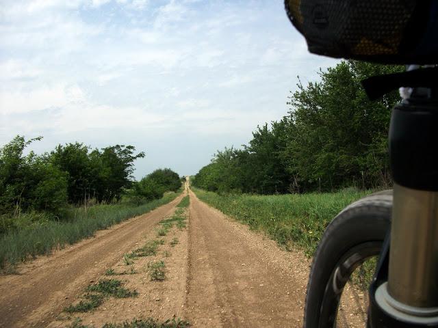 Gravel Road at DK200