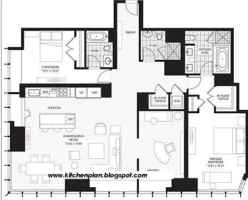 Kitchen Plan Kitchen Floor Plans Examples