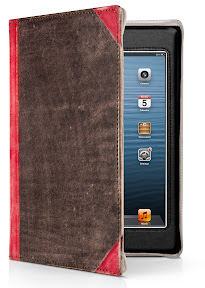Twelve South BookBook for iPad mini Vibrant Red